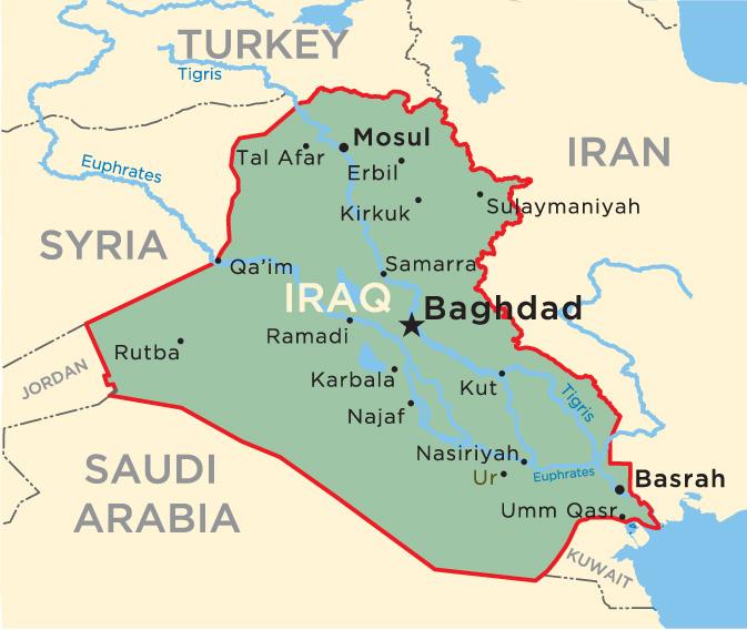 شرکت صنایع ساختمانی پوزولان، نمايندگی فعال از عراق می پذیرد.